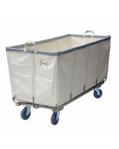 Steele Canvas 20 bu. White Canvas Extractor Truck