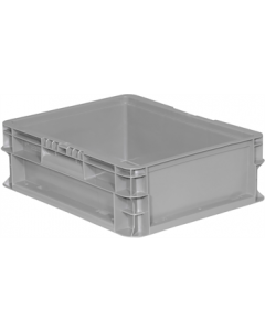 "15"" x 12"" x 5"" Straight Wall Stacking Container"