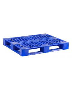 RACX® Pallet with Lip & Grommets - Blue