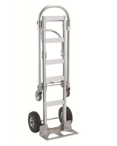 Wesco Spartan Economy Convertible 2-in-1 Hand Truck
