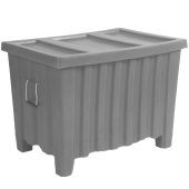 Plastic Shipping Crates & Bins