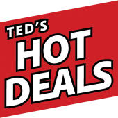 Ted's Hot Deals